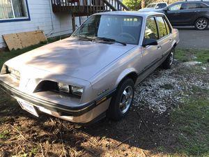 1984 Pontiac 2000 Sunbird 4cyl auto for Sale in Portland, OR