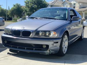 2000 BMW 323ci for Sale in Tracy, CA