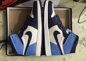 Jordan 1 Retro High Fearless UNC Chicago for Sale in Irwindale, CA