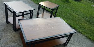 Ashley coffee table and end tables for Sale in Tullahoma, TN