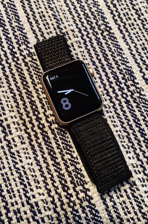 Apple Watch Series 3 38mm + Cellular for Sale in Austin, TX
