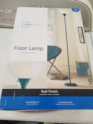 Floor lamp for Sale in Winter Haven, FL