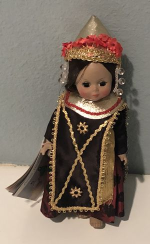Madame Alexander Indonesia Doll 8 Inches Tall for Sale in Hemet, CA
