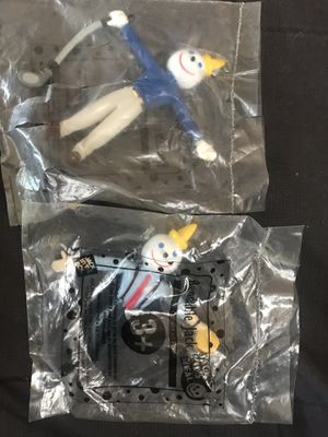 1997 and 1999 jack in the box toys collectibles for Sale in Bell, CA