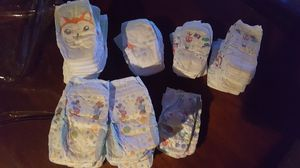 Size 3 & 4 Diapers for Sale in Cumming, GA