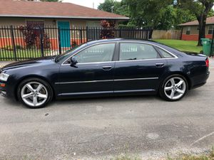 2008 Audi A8L for Sale in Miami, FL