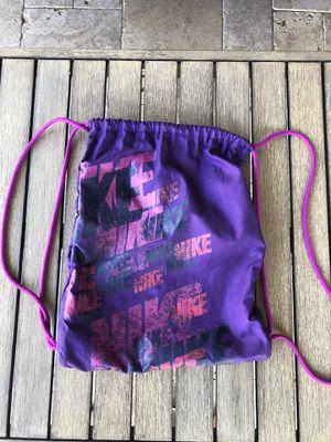 Nike Drawstring Backpack for Sale in Gilbert, AZ