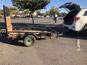 Utility trailer for sale $350 for Sale in Los Angeles, CA