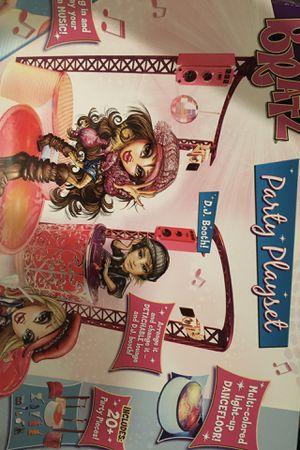 Bratz dolls series party playset for Sale in Anaheim, CA