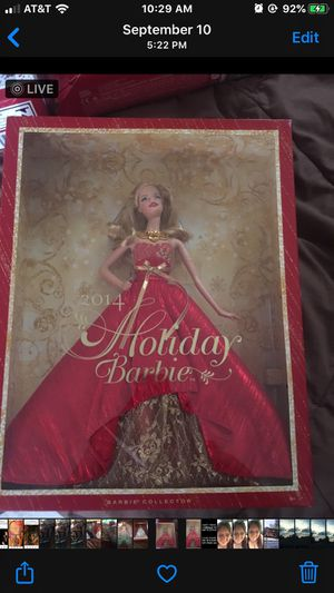 Holiday Barbies for Sale in Gray Court, SC