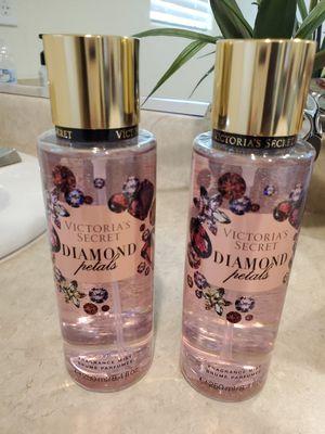 Victoria Secret Diamond Petals fragrance mist for Sale in Visalia, CA
