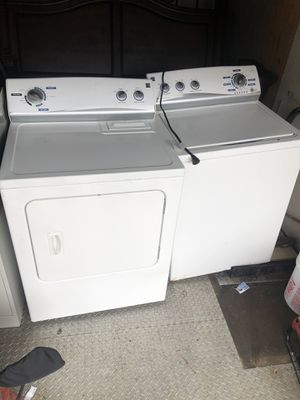 🚨🚨Kenmore washer and dryer set $400 for Sale in Durham, NC