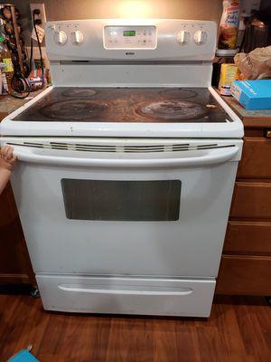 Kitchen appliances (fridge, dishwasher, microwave, electric stove) for Sale in Bremerton, WA