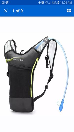 Mubasel gear Hydration Backpack Pack with 2L BPA Free Bladder for Sale in Norwalk, CA