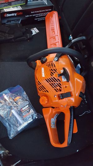"16"" echo chainsaw for Sale in Eugene, OR"