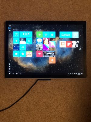 Microsoft Surface Book Tablet for Sale in Issaquah, WA