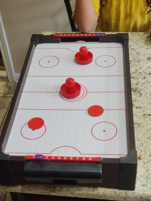 Kids Airhockey table top game $15 for Sale in Round Rock, TX