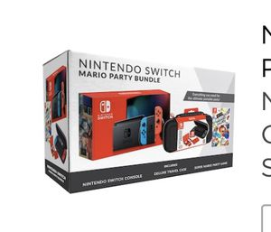 Nintendo switch bundle new for Sale in Miami, FL