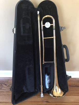 Yamaha YSL Trombone and Hard Case for Sale in Smoke Rise, GA