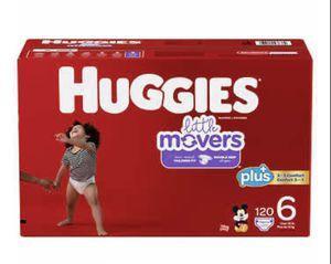 Huggies diapers for Sale in Manassas, VA