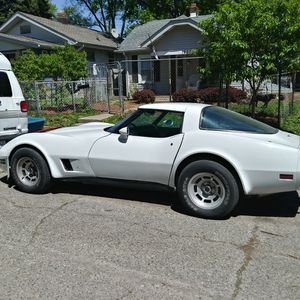 1981 Vette 91,000 Miles In Great Condition Interior is Blue for Sale in Indianapolis, IN