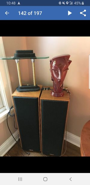 Klipsch KG 3.5 Speakers. for Sale in Glen Ellyn, IL