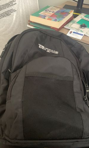 Targus black laptop backpack for Sale in Novi, MI