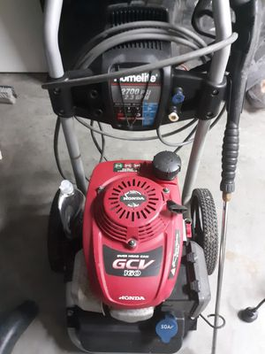 Homelife 2700PSI - 2.3GPM Pressure Washer for Sale in Dunnellon, FL