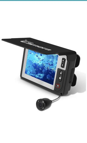 Fishing Finder Camera, Moocor Portable Fish Depth Finder for Sale in Cary, NC