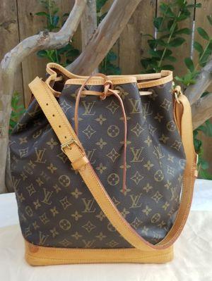 Lovely auth LOUIS VUITTON Monogram Noe Shoulder Bag for Sale in Arlington, TX