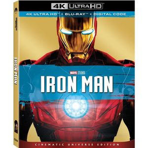 Iron Man Trilogy 4K Digital Codes for Sale in Vernon, CA