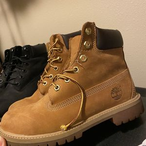 6 Inch Waterproof Wheat Timberland boots for Sale in Renton, WA