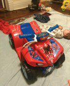 Spiderman four wheeler for Sale in Ottumwa, IA