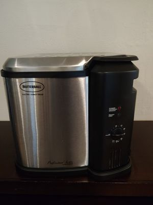 Electronic fryer ( used twice) for Sale in Dallas, TX