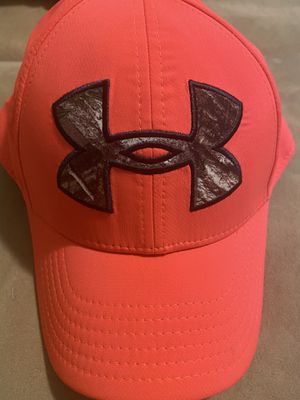 Pink/Camo Under Armour Hat for Sale in Vancouver, WA