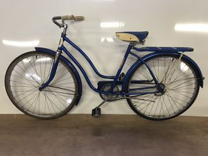Vintage Complete Tyler Women's Bicycle Single Speed for Sale in Everett, MA