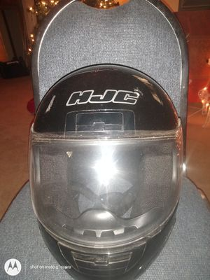 Helmet with dark lens for Sale in Cheney, KS