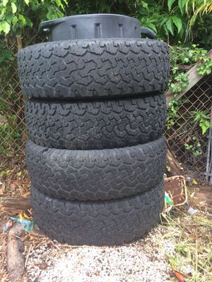 All-Terrain Tires for Sale in Miami, FL