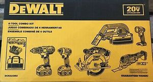 New Dewalt 20V XR Max 6-Tool Combo Kit for Sale in Sterling, VA