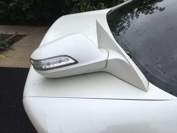 2008 Acura TL parts.