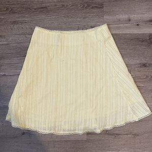 Princess polly Yellow Skirt for Sale in Oakland, CA