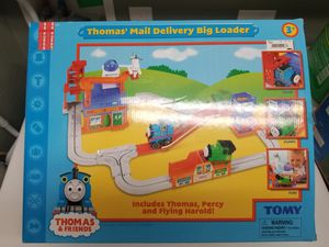 New in Box - Thomas and Friends - Thomas' Mail Delivery Big Loader - Retired for Sale in Waddell, AZ