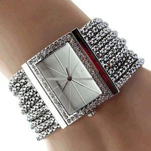 Rhinestone Bangle Bracelet Watch for Sale in Wichita, KS