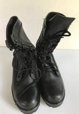 BELLEVILLE Military 8M men's steel toe boots for Sale in Lacey, WA