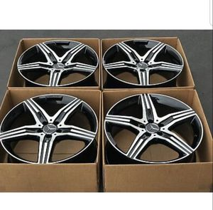"20"" S63 Mercedes Factory OEM wheels S65 S550 CL63 CL550 rims sedan coupe for Sale in Long Beach, CA"