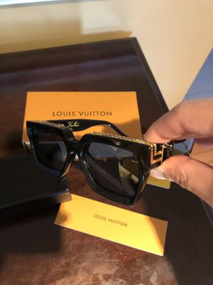 Unisex LV Millionare Sunglasses by Virgil Abloh ! New with box / booklet ! Serious buyers only ! for Sale in Aspen Hill, MD