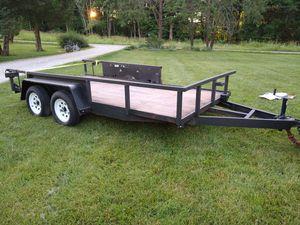 2 axle trailer 2010 Holmes for Sale in Glen Allen, VA
