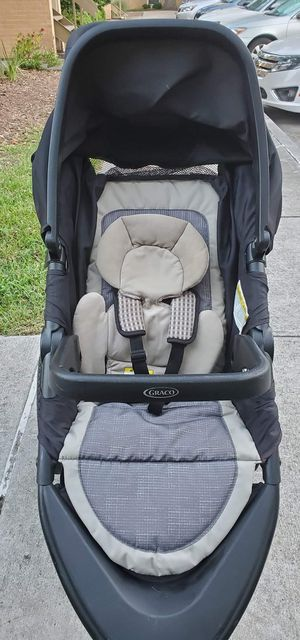 Stroller, car seat, car base, booster seat, baby carrier sling for Sale in Houston, TX