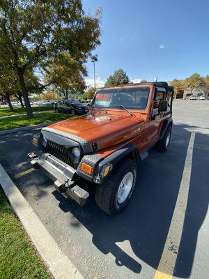 2001 Jeep Wrangler for Sale in Centerville, UT
