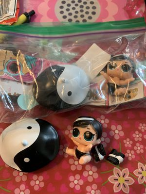 Lol surprise doll lil sis yin for Sale in Brooklyn, NY